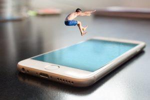古くなった携帯電話を機種変更